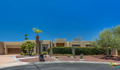Rancho Mirage Single Family Home For Sale: 70940 Valerie Circle