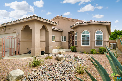 Cathedral City Single Family Home Contingent: 67305 Medano Road