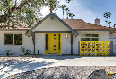 Palm Springs Single Family Home For Sale: 1266 South Farrell Drive