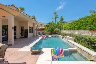 Palm Springs Single Family Home For Sale: 38171 East Bogert
