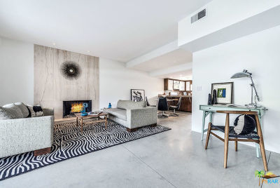Palm Springs Condo/Townhouse For Sale: 425 East Avenida Granada