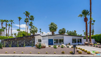 Palm Springs Single Family Home For Sale: 1106 North Paseo Dero