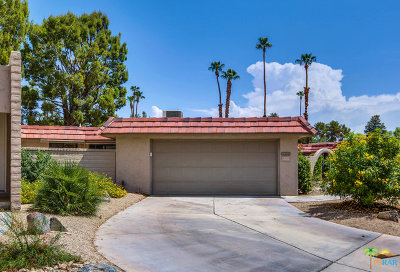 Cathedral City Condo/Townhouse Contingent: 68370 Calle Barcelona