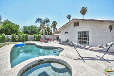 Cathedral City Single Family Home Contingent: 68890 Tortuga Road