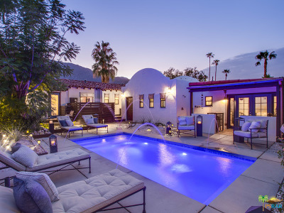 Palm Springs Multi Family Home For Sale: 572 South Calle Encilia #1