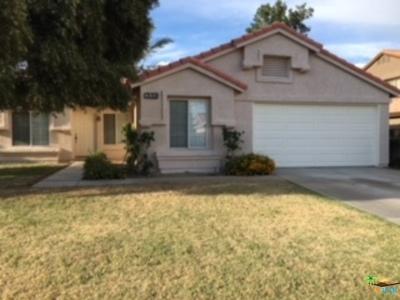 La Quinta Single Family Home For Sale: 78850 Sanita Drive