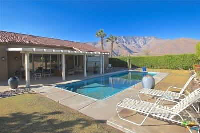 Palm Springs Single Family Home For Sale: 1042 East Via San Michael Road