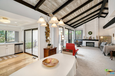 Palm Springs Condo/Townhouse For Sale: 2466 South Linden Way #A