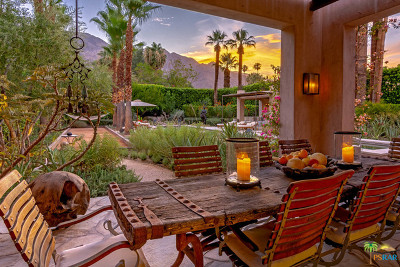 Palm Springs Single Family Home For Sale: 650 North Cahuilla Road