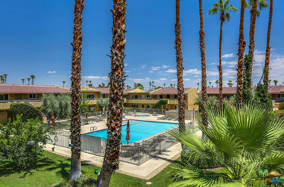 Palm Springs CA Condo/Townhouse For Sale: $155,000