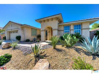 Rancho Mirage Single Family Home For Sale: 126 Via Solaro