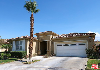 Palm Springs Single Family Home For Sale: 1885 Savanna Way