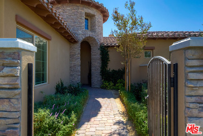 Indio Single Family Home For Sale: 80859 Rockhurst Drive