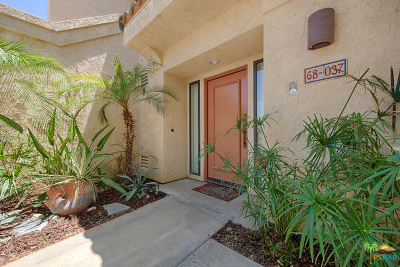 Cathedral City Condo/Townhouse Contingent: 68037 Lakeland Drive