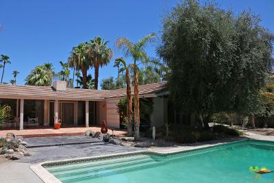 Rancho Mirage Single Family Home Contingent: 70911 Tamarisk Lane