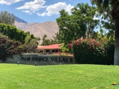Palm Springs Condo/Townhouse For Sale: 685 North Ashurst Court #212