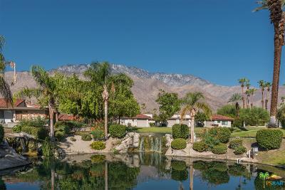 Palm Springs Condo/Townhouse For Sale: 1330 Via Tenis