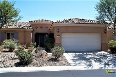 Sun City Shadow Hills Single Family Home For Sale: 81421 Camino Los Milagros