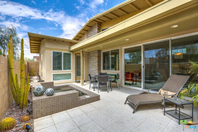 Palm Springs Single Family Home For Sale: 4967 Davidson Way