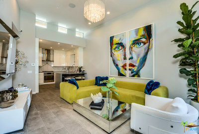 Palm Springs Condo/Townhouse For Sale: 3677 Quiet Side Street
