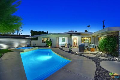 Palm Springs Single Family Home For Sale: 888 South Calle Santa Cruz