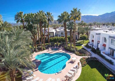 Palm Springs Single Family Home For Sale: 401 South El Cielo Road #105