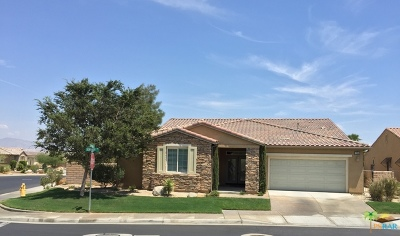 Palm Springs Single Family Home Contingent: 3764 Serenity