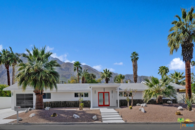Palm Springs Single Family Home For Sale: 235 North Saturmino Drive