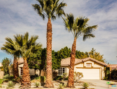 Cathedral City Single Family Home Contingent: 69192 Rosemount Road