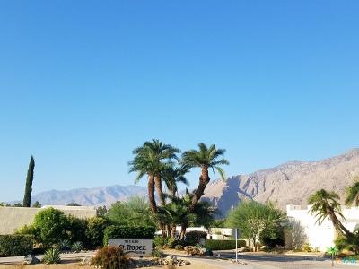 Palm Springs Condo/Townhouse For Sale: 627 Violeta Drive