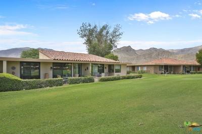 Rancho Mirage Condo/Townhouse Contingent: 119 La Cerra Drive