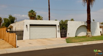 Palm Desert CA Single Family Home For Sale: $305,000