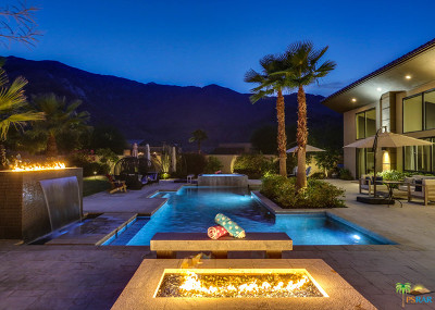 Cathedral City, Indio, Palm Springs Rental For Rent: 3150 Cody Court