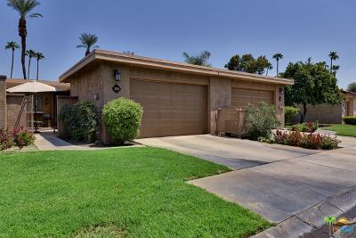 Palm Desert, La Quinta, Inidan Wells, Indio, Bermuda Dunes, Rancho Mirage Condo/Townhouse For Sale: 100 La Cerra Drive