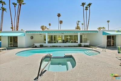 Palm Springs Single Family Home For Sale: 1273 South Calle Marcus