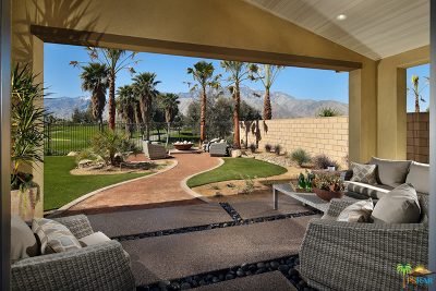 Palm Springs Single Family Home For Sale: 1415 Passage Street