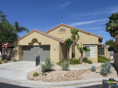 Palm Springs Single Family Home For Sale: 1392 Crystal Court