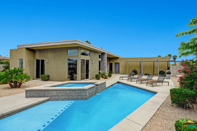 Palm Springs Single Family Home For Sale: 1190 Azure Court