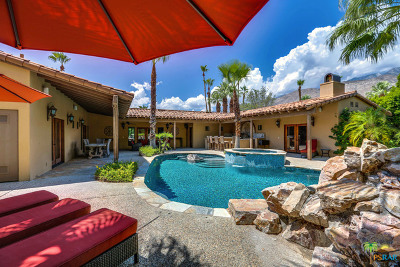 Palm Springs Single Family Home For Sale: 1028 East El Alameda