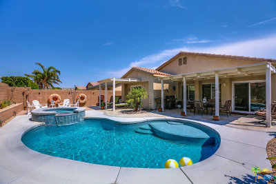 Palm Springs Single Family Home For Sale: 738 Ventana Ridge