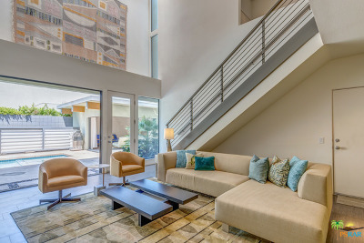 Palm Springs Condo/Townhouse For Sale: 1512 East Baristo Road