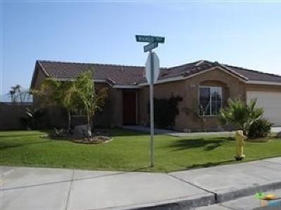 Indio Single Family Home For Sale: 83487 Mango