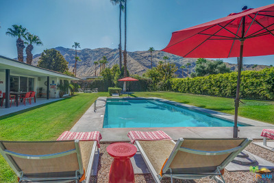 Palm Springs Single Family Home For Sale: 2505 South Toledo Avenue