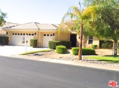Rancho Mirage Single Family Home For Sale: 3 Via Las Flores