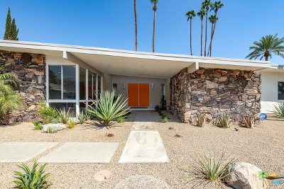 Palm Springs Single Family Home For Sale: 5190 East Lakeside Drive