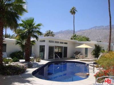 Cathedral City, Indio, Palm Springs Rental For Rent: 2100 East Park Drive