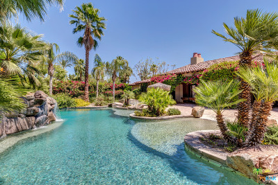 Rancho Mirage Single Family Home For Sale: 46 Clancy Lane