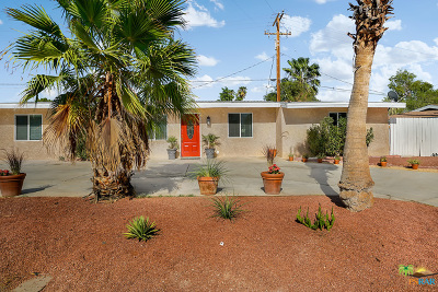 Palm Springs Single Family Home For Sale: 916 South Avenida Evelita