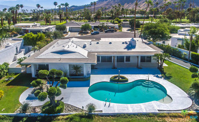 Palm Springs Single Family Home For Sale: 2481 South Yosemite Drive