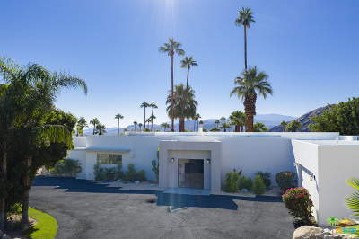 Palm Springs CA Single Family Home For Sale: $1,345,000